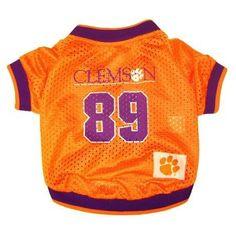 Clemson Tigers Jersey Medium