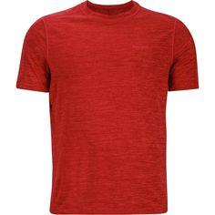 Marmot Ridgeline Shirt Retro Red Heather L