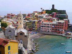 Cinqueterre, Italy    #travel #italy #cinqueterre