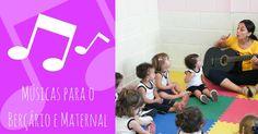 Escutando os diferentes sons de brinquedos, dos objetos, do ambiente e do próprio corpo, há observação, descoberta e reações, mesmo nos bebês. (UNESCO, 2005)