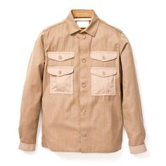 // 4 pocket work shirt