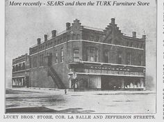 T. Lucey and Brothers Establishment, Ottawa, Illinois