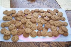 Rogue Wild Farm: Homemade goat treats - ginger crisps