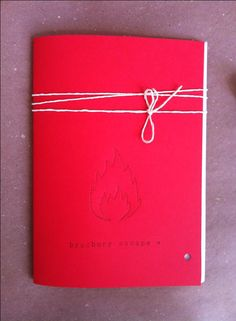 Bradbury Escape Notebook - Fahrenheit 451