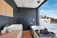 Two Bedroom Duplex in Tribeca   Home Adore