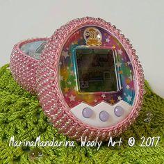 Hey, I found this really awesome Etsy listing at https://www.etsy.com/uk/listing/533653549/tamagotchi-mx-mix-4u-idl-ps-case-crochet