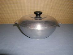 SOLD, SOLD, SOLD!!! VINTAGE WAGNER WARE MAGNALITE #4052 CASSEROLE WITH LID.  BLUJAY STORE. http://www.blujay.com/?page=ad&adid=4698923&cat=11110500