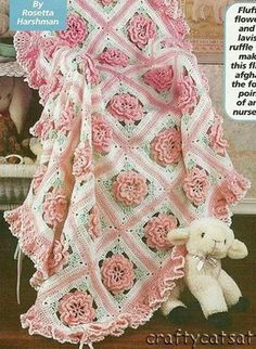 This pattern was originally published with a womans day kit in would love to find this pattern dt1010fo