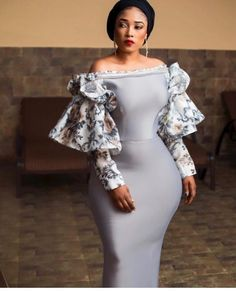 Vol 4 of EsB TV Weddings Plus size Custom Made bridal gown and After Party Outfits at Diyanu African Lace Dresses, Latest African Fashion Dresses, African Print Fashion, African Traditional Dresses, African Attire, Classy Dress, Designer Dresses, Blog, Bridal Gown