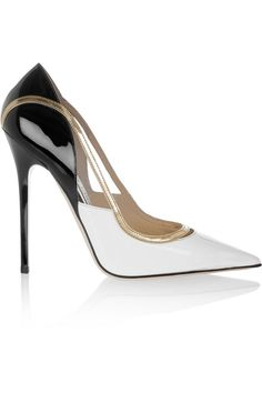 High Heels ~ Classic Look ~ Jimmy Choo Stilettos, Stiletto Heels, High Heels, Dream Shoes, Crazy Shoes, Me Too Shoes, Pretty Shoes, Beautiful Shoes, Shoe Boots