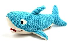 Shark Tooth Fairy PillowAre you hunting for a sweet way to celebrate your little fish's big milestone. Capture the Shark Tooth Fairy Pillow from the NeatoShop. This ferociously fun plush shark has a mouth pocket for storing lost teeth and leaving Tooth Fair Money.  Be sure to check out the NeatoShop for more great Plush Toys and fantastic Tooth Fairy Pillows. Link...