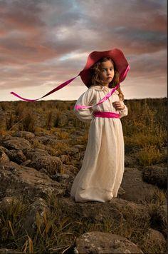 Bill Gekas réalise des photos « de maître » avec sa fille ! Aride