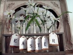 ~ easter tags ~