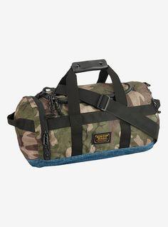 Burton Backhill Duffel Bag X-Small 25L shown in Bkamo Print