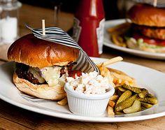 The Adelphi Hotel, Leeds  2-4-1 Burgers - Mondays!