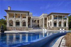 Yahoo Homes of the Week: Mega-mansions   Spaces - Yahoo Homes