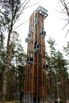 JURMALA OBSERVATION TOWER - journeytodesign.com