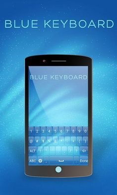 Download Blue Keyboard Apk - Android Appania - FREE Android Marketplace Simple App, Free Android, Improve Yourself, How To Apply, Phone, Experiment, Emoji, Apps, App