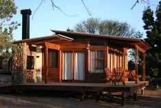 Cute small cabin....