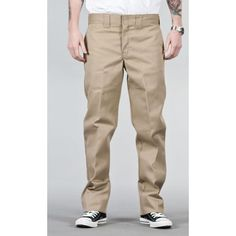 dickies pants | Home Men Jeans & Pants Dickies 873 Slim Work Pant Khaki