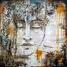 Mixed Media Artist: Jenny Grant | Simon Says Stamp Blog