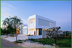 Mẫu thiết kế nhà phố 2 tầng đẹp hiện đại. Hình ảnh minh họa số 6