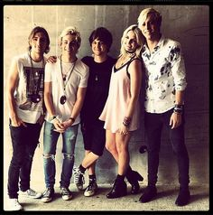 Photos: R5 Performing At Wango Tango May 10, 2014