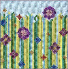 Cross Stitch, Rugs, Flowers, Home Decor, Farmhouse Rugs, Punto De Cruz, Decoration Home, Room Decor, Seed Stitch