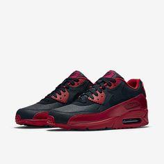 7f3177649 Nike Air Max 90 Winter Premium Men s Shoe. Nike.com Gym Red Black