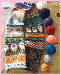 38 Best Ideas For Knitting Fair Isle Fun - Knitting for beginners,Knitting patterns,Knitting projects,Knitting cowl,Knitting blanket Knitting Projects, Crochet Projects, Knitting Tutorials, Sewing Projects, Tejido Fair Isle, Fair Isle Pattern, Knitting Charts, Free Knitting, Finger Knitting