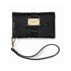 Amazon.com: Michael Kors iPhone Wallet Clutch: Cell Phones & Accessories