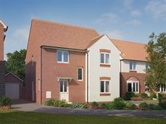The Cheltenham is a 4 bedroom detached house for sale in High Wycombe, New Build Developments, High Wycombe, New Homes For Sale, New Builds, Detached House, England, Mansions, House Styles, Building