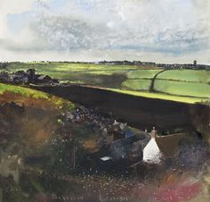 kurt jackson, plowed field