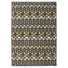 Bring a sense of Zen to your living space with the Tao Area Rug from Mohawk. This colorful rug features a beautiful geometric pattern inspired by the meaning of the Tao found in Chinese philosophy, inspiring movement, awareness, and understanding.