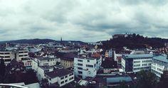 Heidenheim from above #city #Hdh #heidenheim #panorama #sky