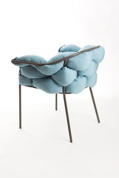 Un fauteuil trop design | interior design, home decor, luxury furnitures. More products at http://www.bocadolobo.com/en/products/