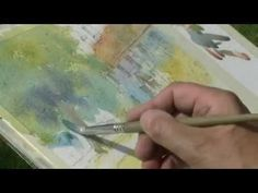 A short clip of' 'Successful Summer Watercolour Landscapes'. This DVD was filmed and produced by 'TownHouse Film's. The DVD contains four full demonstrations. Watercolor Video, Watercolor Projects, Watercolour Tutorials, Watercolor Landscape, Landscape Art, Watercolor Paintings, Painting Videos, Painting Lessons, Art Lessons