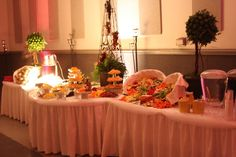 bUFFET tABLES FOR wEDDING RECEPTIONS   ... food beverage table ideas home idea gallery food beverage table ideas