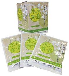 『水乃素湯』 水素化マグネシウムを使った入浴化粧料 (10包入x4個) ドクターズチョイス https://www.amazon.co.jp/dp/B01D8H2H7K/ref=cm_sw_r_pi_dp_x_.AU7yb0AR5NDA