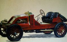 The Great Race » 1907 Renault enters the Great Race