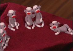 Sock Monkey Tutorial on the Carol Duvall Show