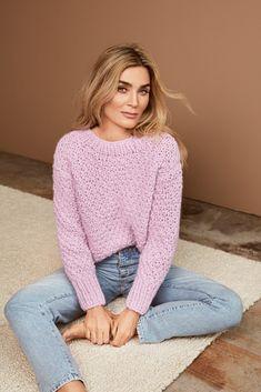 Side 7 – Camilla Pihl Strikk Sweater Outfits, Camilla, Preppy, Orchids, Knitwear, That Look, Turtle Neck, Wool, Elegant