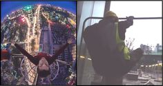 Dare Devils and Site Security- is it time for a re-think? Daredevil, Health And Safety, Dares