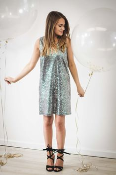 Party Nights Sequin Dress-[product_description]-[product_tag]-Stella B. Clothing