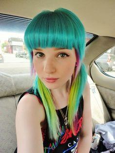 Google Image Result for http://s2.favim.com/orig/33/cute-eyes-girl-green-hair-pink-hair-Favim.com-262802.jpg