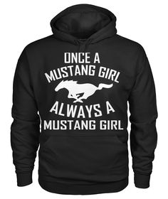 Once a Mustang Girl-Always a Mustang Girl