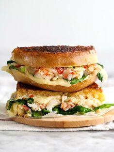 Lobster sandwich | Gentleman Guru - Everything men need