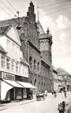 Rådhuset / Stengade