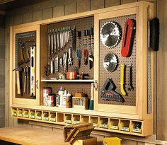 Picture of Indoor Tool Storage