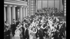"Ernst Lubitsch's ""The Oyster Princess"" (1919). Unrestrained outbreak of foxtrot dancing scene."